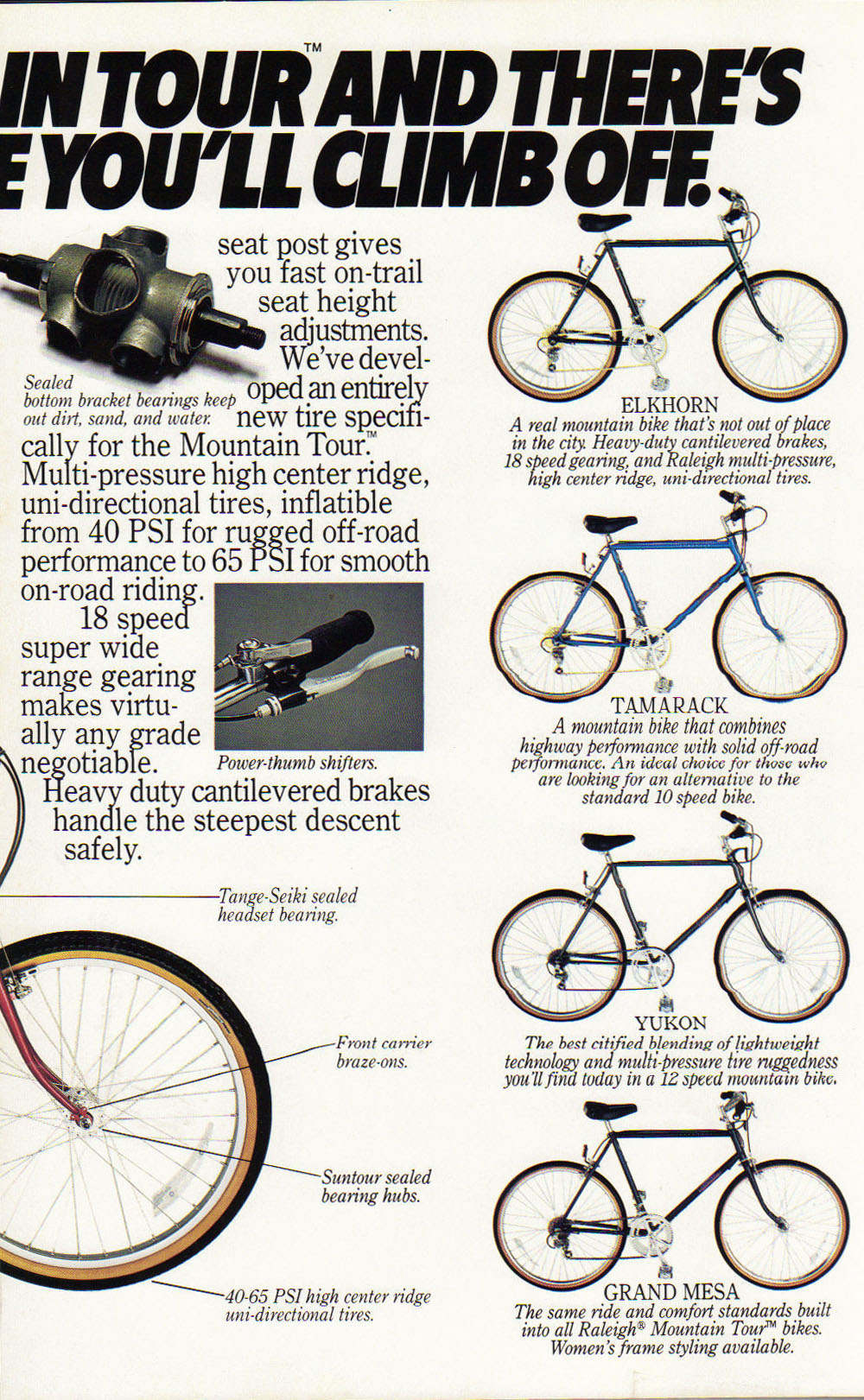 MOMBAT: Raleigh Bicycles History