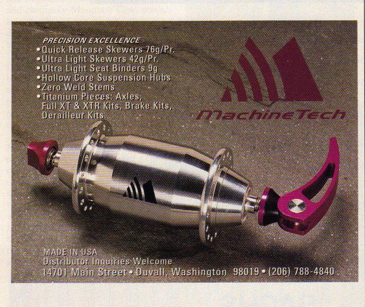 Machine Tech