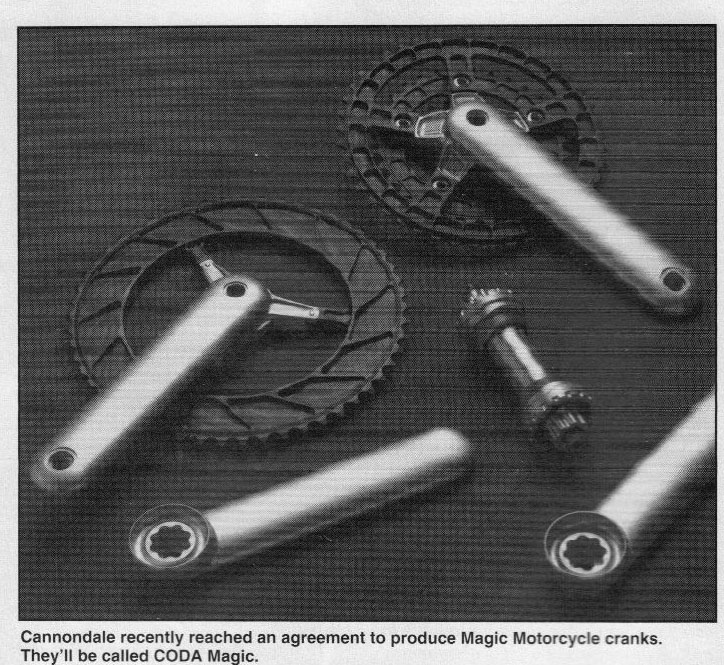 MOMBAT: Cannondale Bicycles History