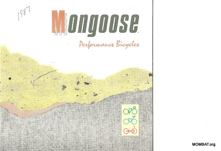 Mongoose 1987