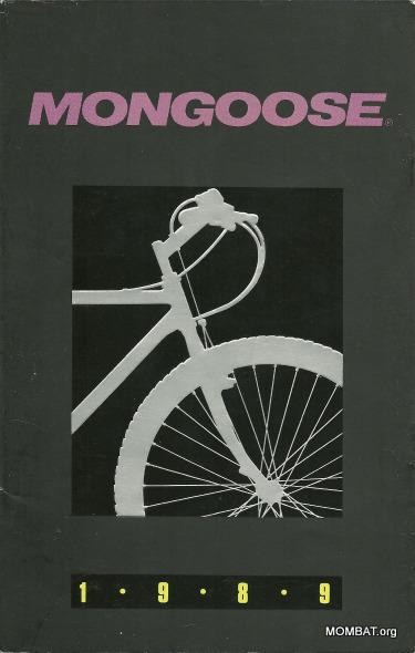 Mongoose 1989