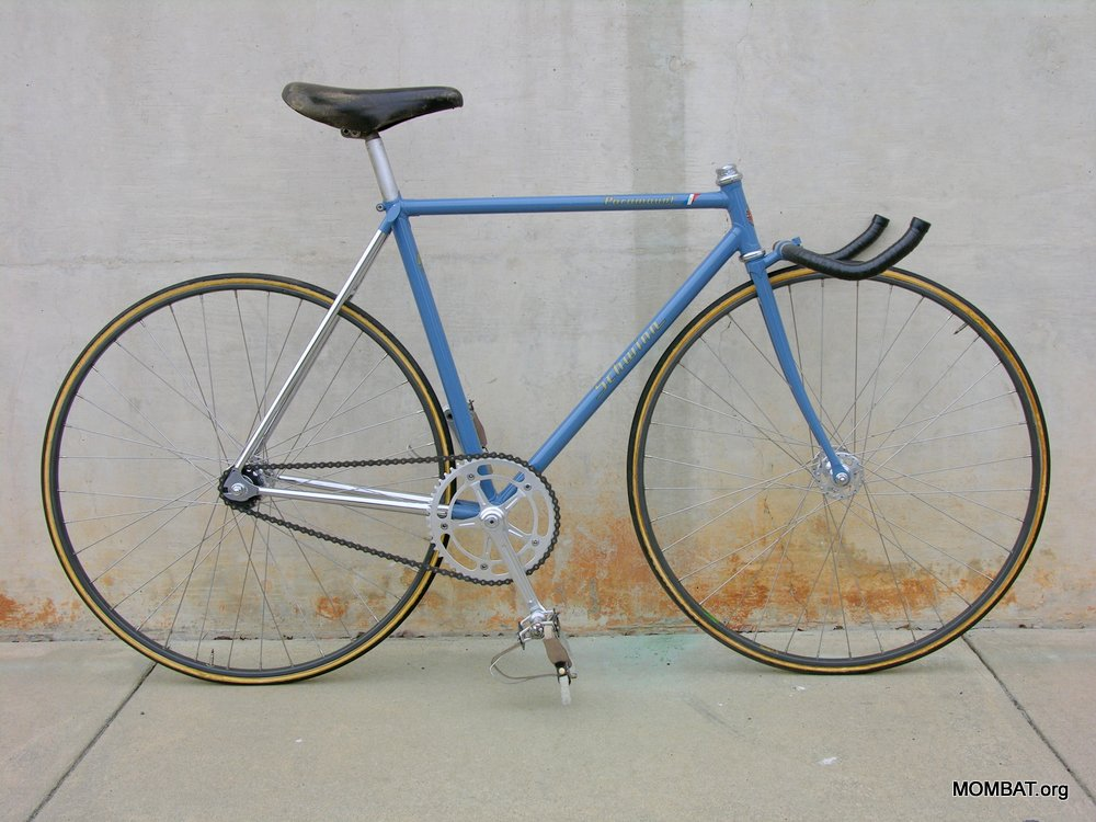MOMBAT: Lightweight Bike Museum