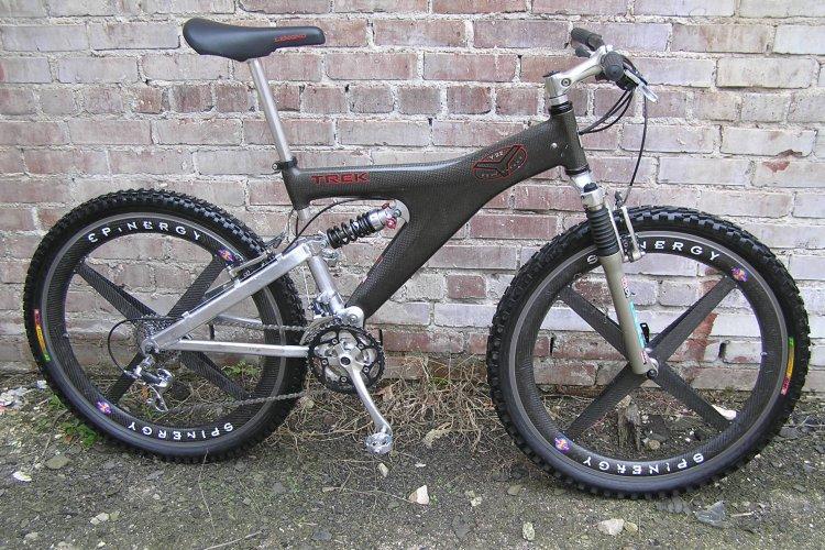 d9d9a3ba619 1996 Trek Y-22. The Trek Y series bikes ...